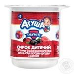 Сырок детский Агуша Иммунит 3,9% 100г