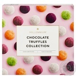 Millennium Candies Collection of Assorted Chocolate Truffles 200g - buy, prices for Auchan - photo 1