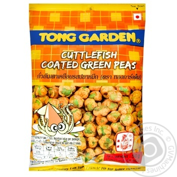 Tong Garden walnut fried with eel 50g - buy, prices for Novus - image 1