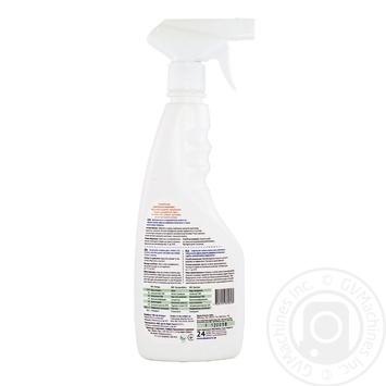 Средство для мытья стекла DeLaMark с ароматом лимона 500мл - купить, цены на Восторг - фото 2