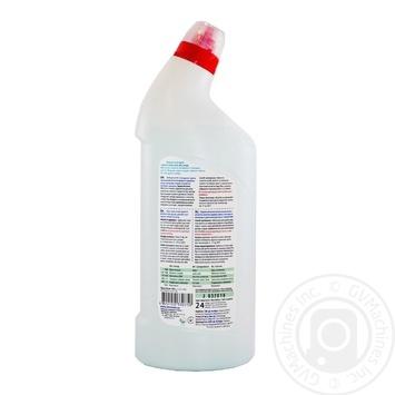 Засіб для миття та очищення туалету Delamark з ароматом вишні 1л - купити, ціни на МегаМаркет - фото 2