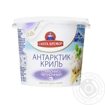 Santa Bremor seafood for sandwich with garlic cream-pasta 150g - buy, prices for Novus - image 3