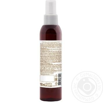 Настій трав'яний проти випадіння волосся Лопух вел.та протеїни пшениці Зеленая аптека 150мл - купить, цены на Novus - фото 2
