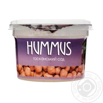 Хумус тосканський сад 250г - купити, ціни на МегаМаркет - фото 1
