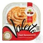 Пиріг Valesto Балканський із витяжного тіста філло з начинкою вишня 550г
