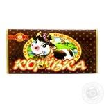 Печиво Бісквіт Шоколад Корівка зі смаком шоколаду 180г