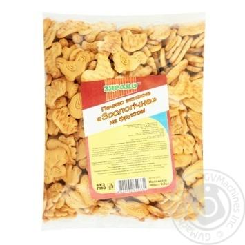 Печенье Здраво Зоологическое затяжное на фруктозе 300г - купить, цены на Фуршет - фото 1