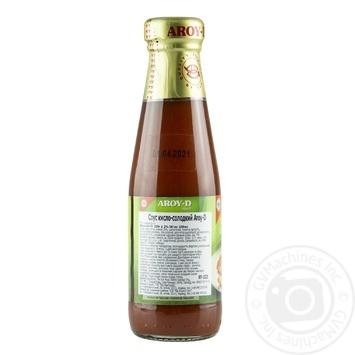 Соус Aroy-D Чили кисло-сладкий 190мл - купить, цены на Таврия В - фото 2