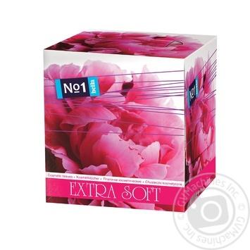 Платочки бумажные Bella №1 Extra Soft косметические двухслойные 80шт - купить, цены на Таврия В - фото 5