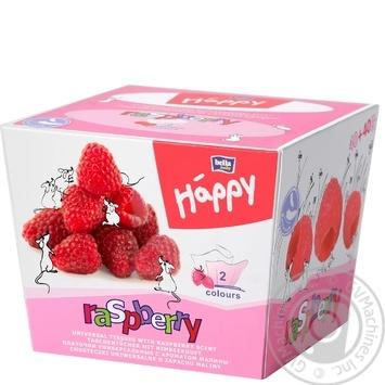 Хустинки паперові унiверсальні двошарові Bella Baby Happy 40+40шт ароматом малини - купити, ціни на Novus - фото 4