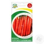 Семена Агроконтракт Морква Нанская 3г