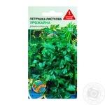 Agrocontract Seeds Petrushka Leaf Harvest 2g - buy, prices for MegaMarket - image 1