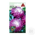 Семена Агроконтракт Цветы Астра Роза Турм 0,1г