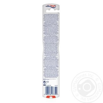 Зубная щетка Aquafresh In Between Clean средней жесткости - купить, цены на Novus - фото 2