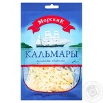 Кальмар Морские солено-сушеный 36г