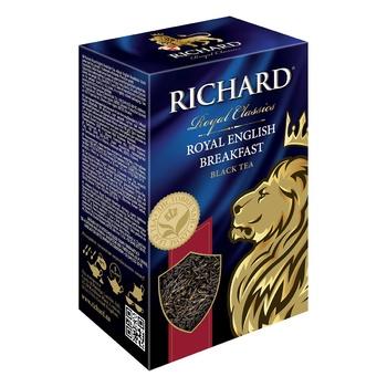 Richard English Breakfast black tea 90g - buy, prices for Auchan - photo 6