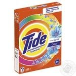 Tide Color Lenor Aroma Automat Laundry Powder Detergent 450g - buy, prices for Furshet - image 3