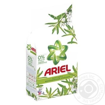 Стиральный порошок Ariel Аромат вербены 3кг - купить, цены на Novus - фото 2