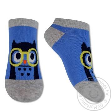 Legka Choda Blue Children's Socks 14-16s - buy, prices for MegaMarket - image 1