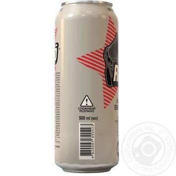 Напиток слабоалкогольный энергетический Рево 8.5%об. 500мл - купить, цены на Фуршет - фото 2