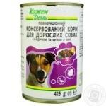 Консерва Кожен день для дорослих собак з індичкою та качкою в соусі 415г