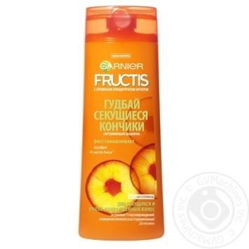 Шампунь Garnier Fructis для волосся 400мл - купити, ціни на Novus - фото 1