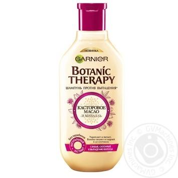 Шампунь Botanic Therapy Рициновое масло и миндаль 250мл