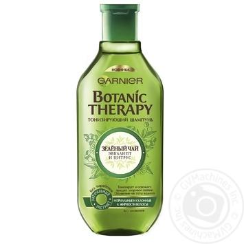 Garnier Botanic Tea Tree Oil Eucalyptus And Citrus For Hair Shampoo 400ml - buy, prices for Novus - image 1