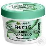 Маска Garnier Fructis Superfood Алоэ Увлажнение для нормальных и сухих волос 390мл