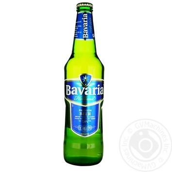 Пиво Bavaria 5% светлое 500мл - купить, цены на СитиМаркет - фото 1