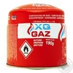 Gas cartridge 190g
