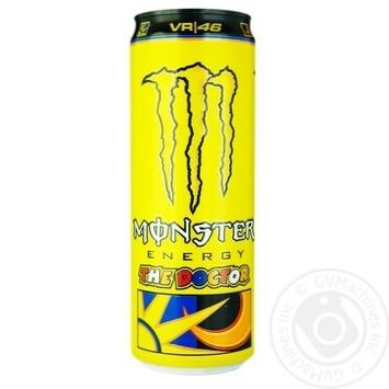 Напиток энергетический Monster Energy The Doctor безалкогольный 355мл - купить, цены на МегаМаркет - фото 1