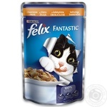 Felix Turkey Canned For Cats Food