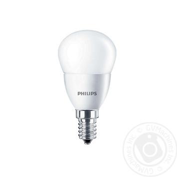 Лампа светодиодная Philips ESSLEDLustre 6.5-75W E14 840 P45NDFR RCA - купить, цены на Novus - фото 2