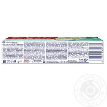 Зубная паста Colgate Total 12 Профессиональная чистка (гель) комплексная антибактериальная 75мл - купить, цены на Фуршет - фото 6