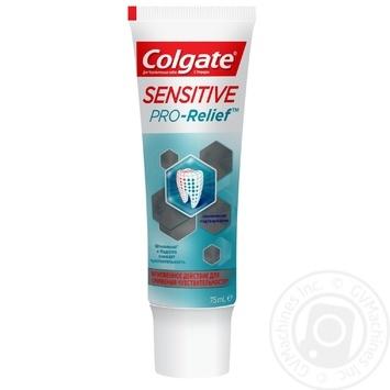 Зубная паста Colgate Sensitive Pro-Relief для чувствительных зубов 75мл - купить, цены на Фуршет - фото 8
