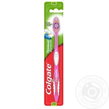 Зубная щетка Colgate Премьер Отбеливание средней жесткости - купить, цены на Таврия В - фото 8