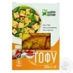 Тофу Зеленая корова с аджикой жареный 250г