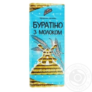 Печенье Конти Буратино 450г - купить, цены на МегаМаркет - фото 2