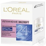 L'Oreal Moisturizing Expert Eye Contour Care Cream