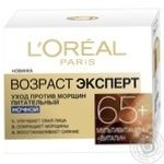 L'Oreal Night cream for the face Age Wrinkle Expert 65+ 50ml