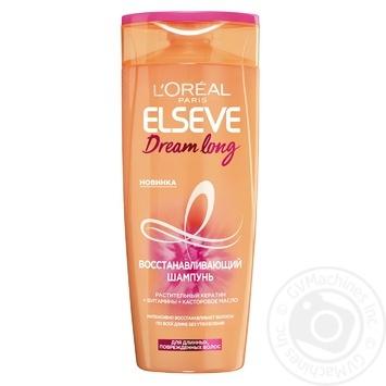 Elseve Dream Long For Hair Shampoo 400ml - buy, prices for Novus - image 1