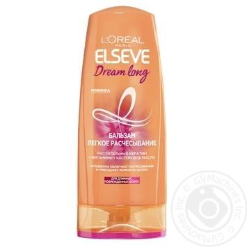 Бальзам Elseve Легке розчісування для довгого пошкодженого волосся 200мл - купити, ціни на Novus - фото 1