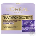 L'Oreal Paris Day Cream hyaluronic acid