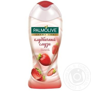 Palmolive Gourmet Spa Strawberry Smoothie Shower Gel-Cream 250ml - buy, prices for Auchan - photo 5