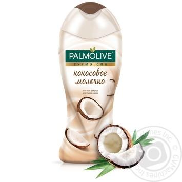 Гель-крем для душа Palmolive Gourmet Spa Кокосовое молоко 250мл - купить, цены на Метро - фото 5