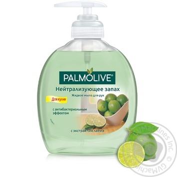 Рідке мило Palmolive Нейтралізуюче Запах для миття рук на кухні 300мл - купити, ціни на Ашан - фото 3