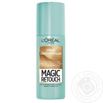 L`Oreal Magic Retouch Blond For Hair Toning Spray 75ml - buy, prices for Novus - image 1