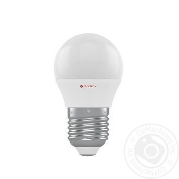 Лампа Electrum светодиодная сфера D45 5W PA LB-31 Е27 3000 A-LB-1935 - купить, цены на Ашан - фото 2