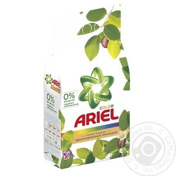 Ariel Shea Oil Aroma Automat Laundry Powder Detergent 3kg - buy, prices for Novus - image 2
